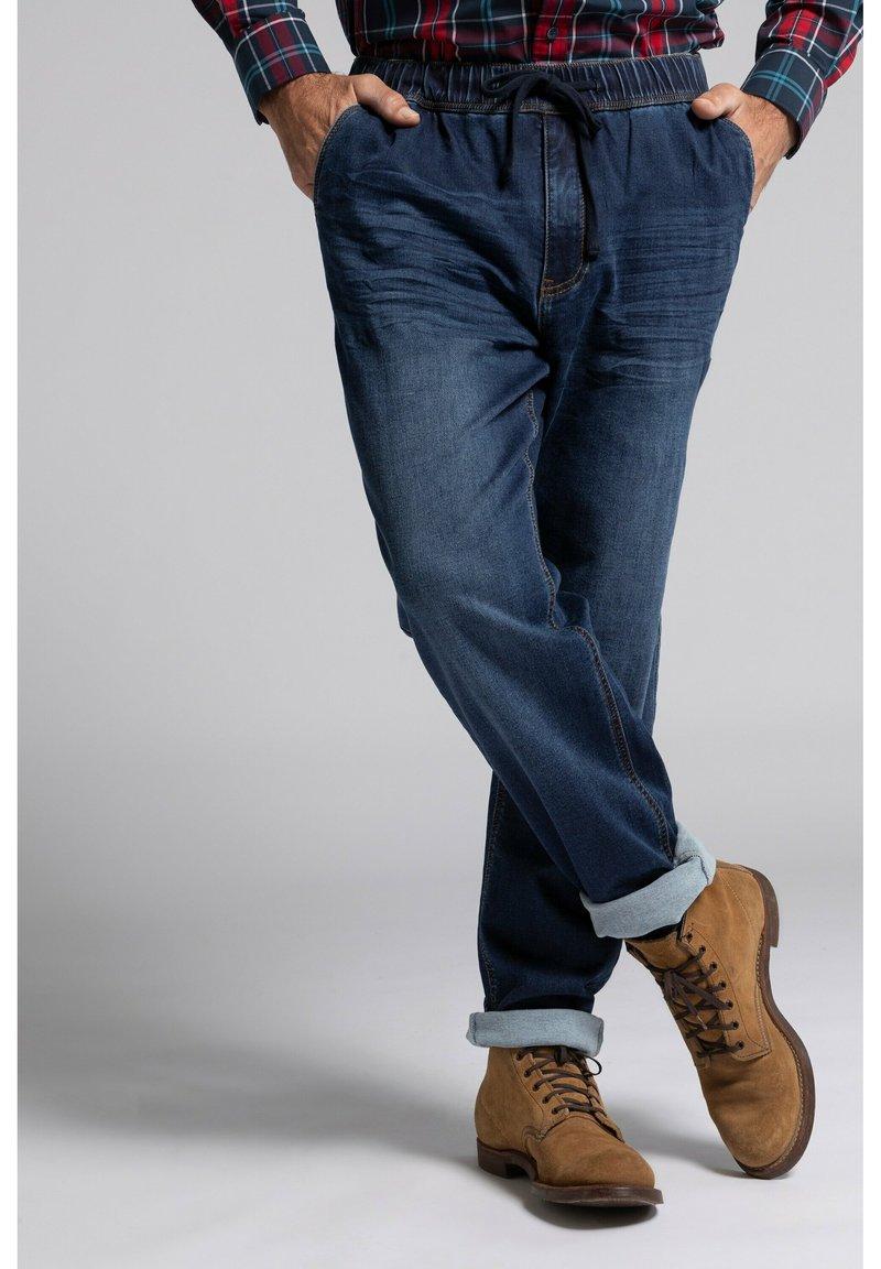 JP1880 - Jeans relaxed fit - dark blue denim