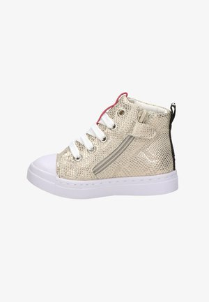 Baby shoes - goud