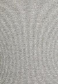 Hollister Co. - SLIM TURTLE  - Long sleeved top - grey - 2