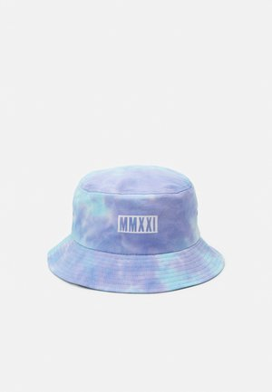 BUCKET HAT UNISEX - Klobouk - purple/blue