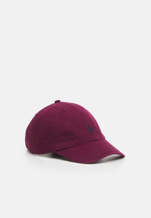 APPAREL ACCESSORIES UNISEX - Cap - classic wine