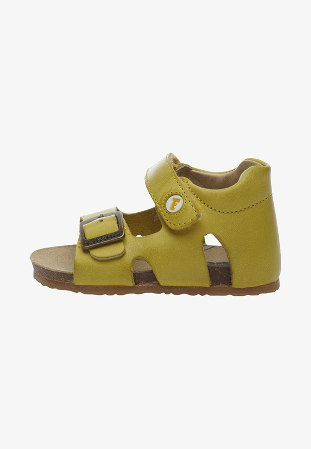 BEA - Chaussures premiers pas - yellow