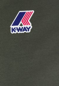 K-Way - LE VRAI EDOUARD UNISEX - Basic T-shirt - black torba - 2