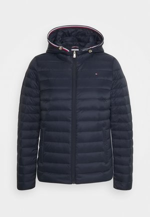 ESSENTIAL PACK - Down jacket - navy