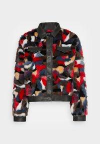 CHAQ LUISIANA - Winter jacket - black