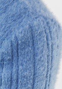 Bershka - MIT V-AUSSCHNITT  - Cardigan - dark blue - 5