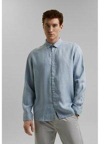 Esprit Collection - Shirt - light blue - 5