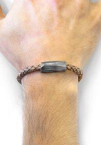 Anchor & Crew - HAYLING - Bracelet - grey - 0