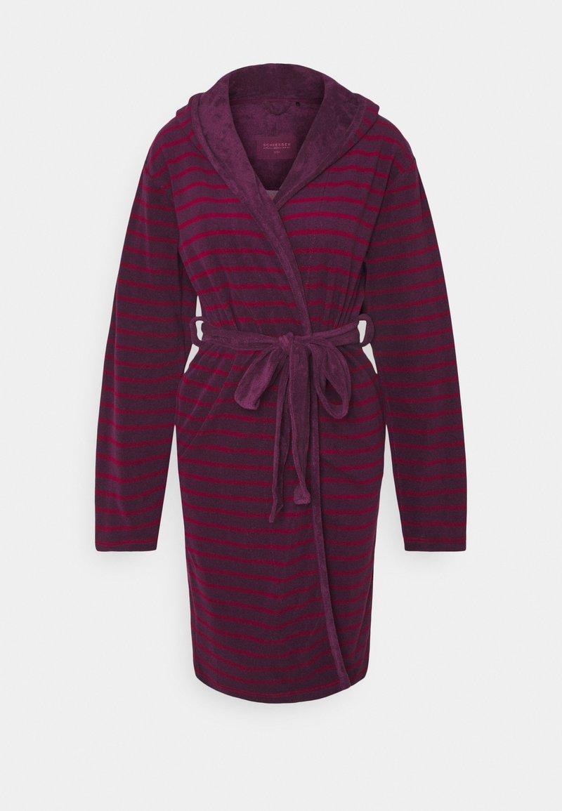 Schiesser - Dressing gown - lilac
