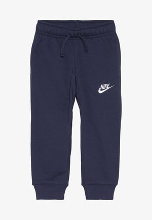 CLUB CUFF PANT - Tracksuit bottoms - midnight navy