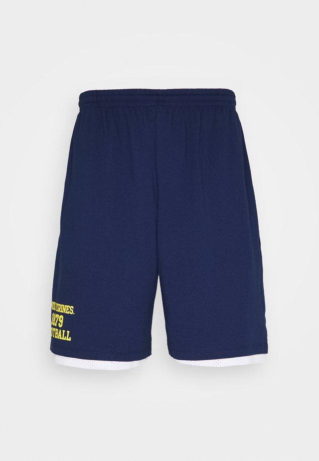 MICHIGAN SHORT - Pantaloncini sportivi - navy