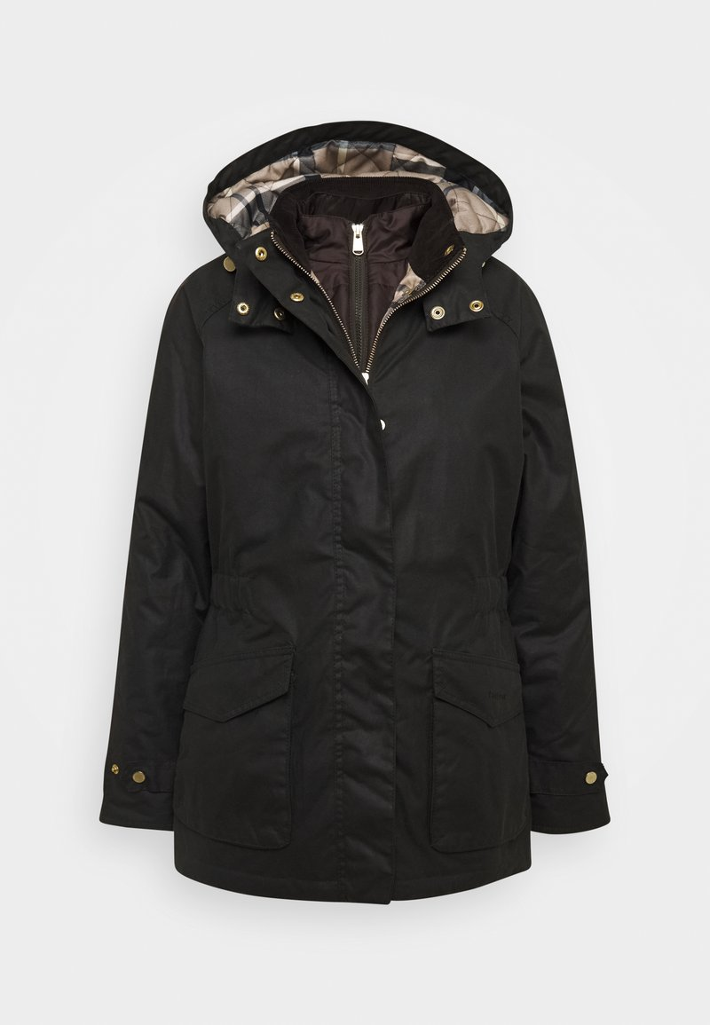 Barbour - ABERDEEN - Outdoor jacket - sage/oatmeal tartan