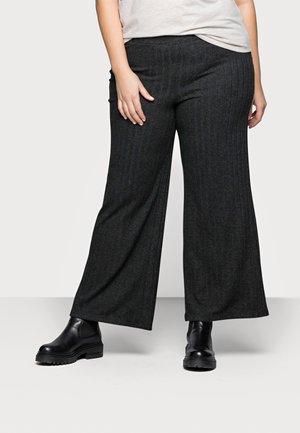 VMTILDA  - Trousers - dark grey melange