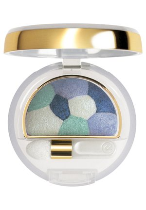 DOUBLE EFFECT EYESHADOW WET&DRY - Fard à paupières - n. 17 light blue patchwork