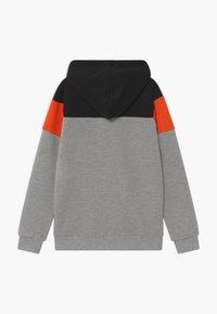 Cars Jeans - KIDS TROCADERO HOOD - Zip-up hoodie - grey - 1