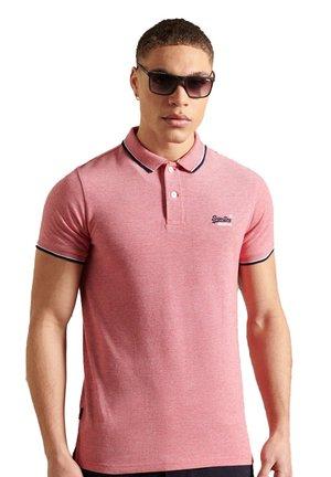 POOLSIDE PIQUE  - Polo shirt - coral