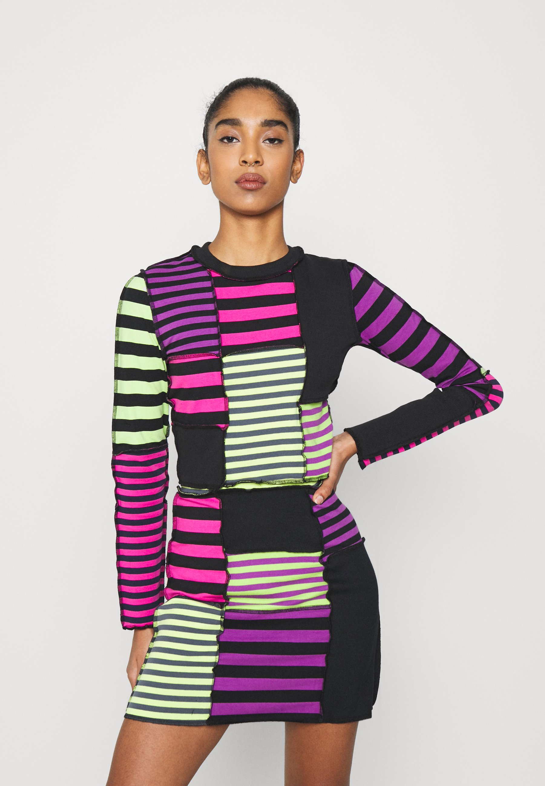 Women PUNCH TEE - Long sleeved top