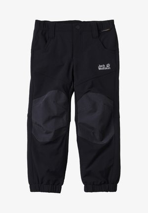 RASCAL WINTER PANTS KIDS - Trousers - black