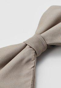 Burton Menswear London - DROOPY BOW - Vlinderdas - neutral - 3