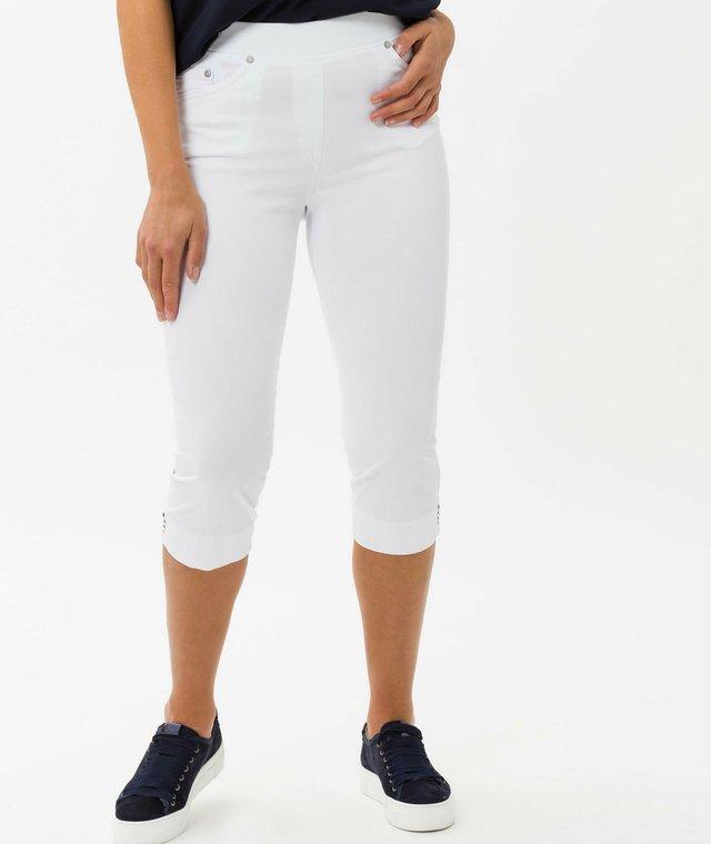 STYLE PAMONA - Broek - white