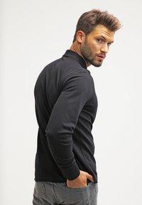 GANT - THE ORIGINAL RUGGER - Polo shirt - black - 2