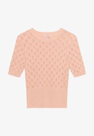 Print T-shirt - steinrosa