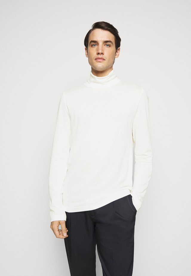 GABRIEL - Long sleeved top - pure white