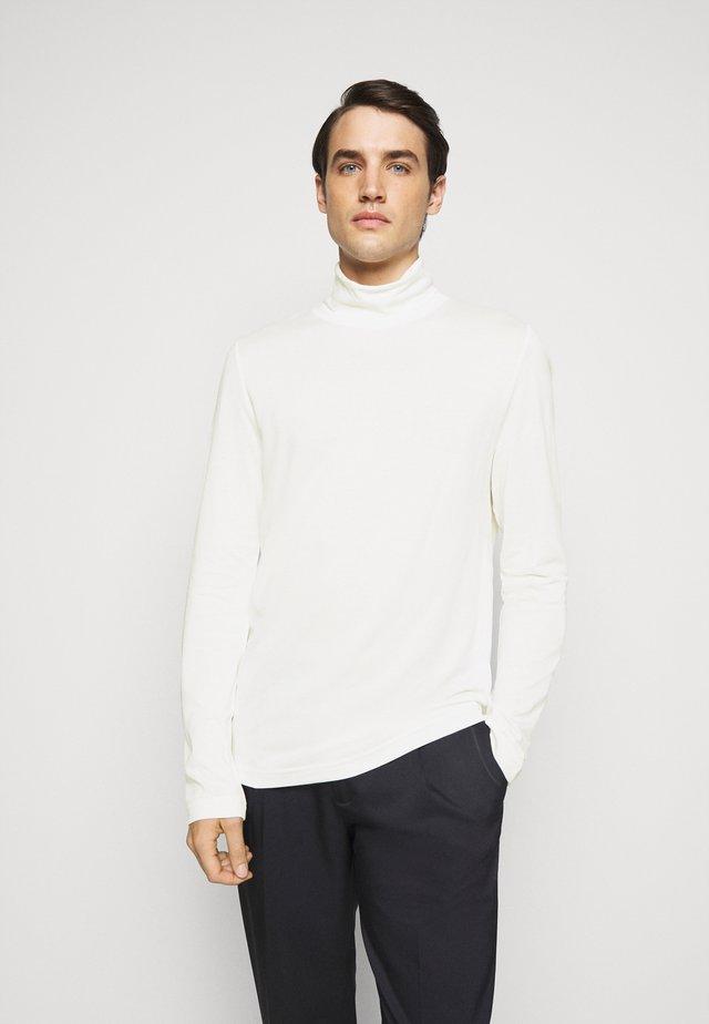 GABRIEL - Langarmshirt - pure white