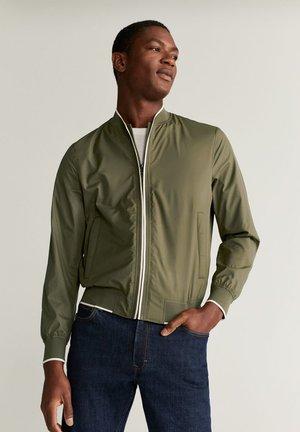 JON - Bomber Jacket - khaki