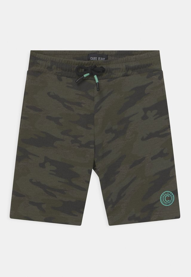ALLECK - Shorts - army