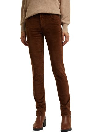 FASHION  - Broek - brown
