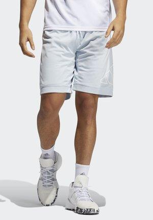 Pantalón corto de deporte - halo blue