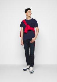 Polo Ralph Lauren - T-shirts print - french navy - 1