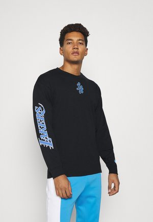 NBA LOS ANGELES LAKERS CITY EDITION LONG SLEEVE - Article de supporter - black