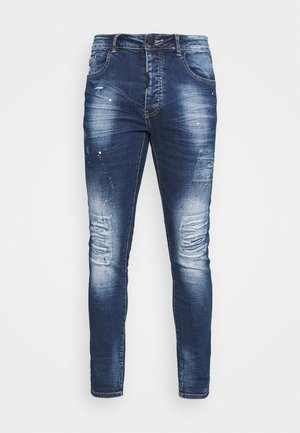ROSSI - Jeans Skinny Fit - indigo wash
