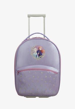 DISNEY ULTIMATE - Wheeled suitcase - mottled lilac