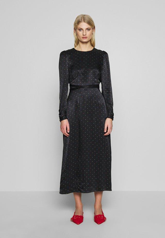 LILI DRESS - Vapaa-ajan mekko - spot print