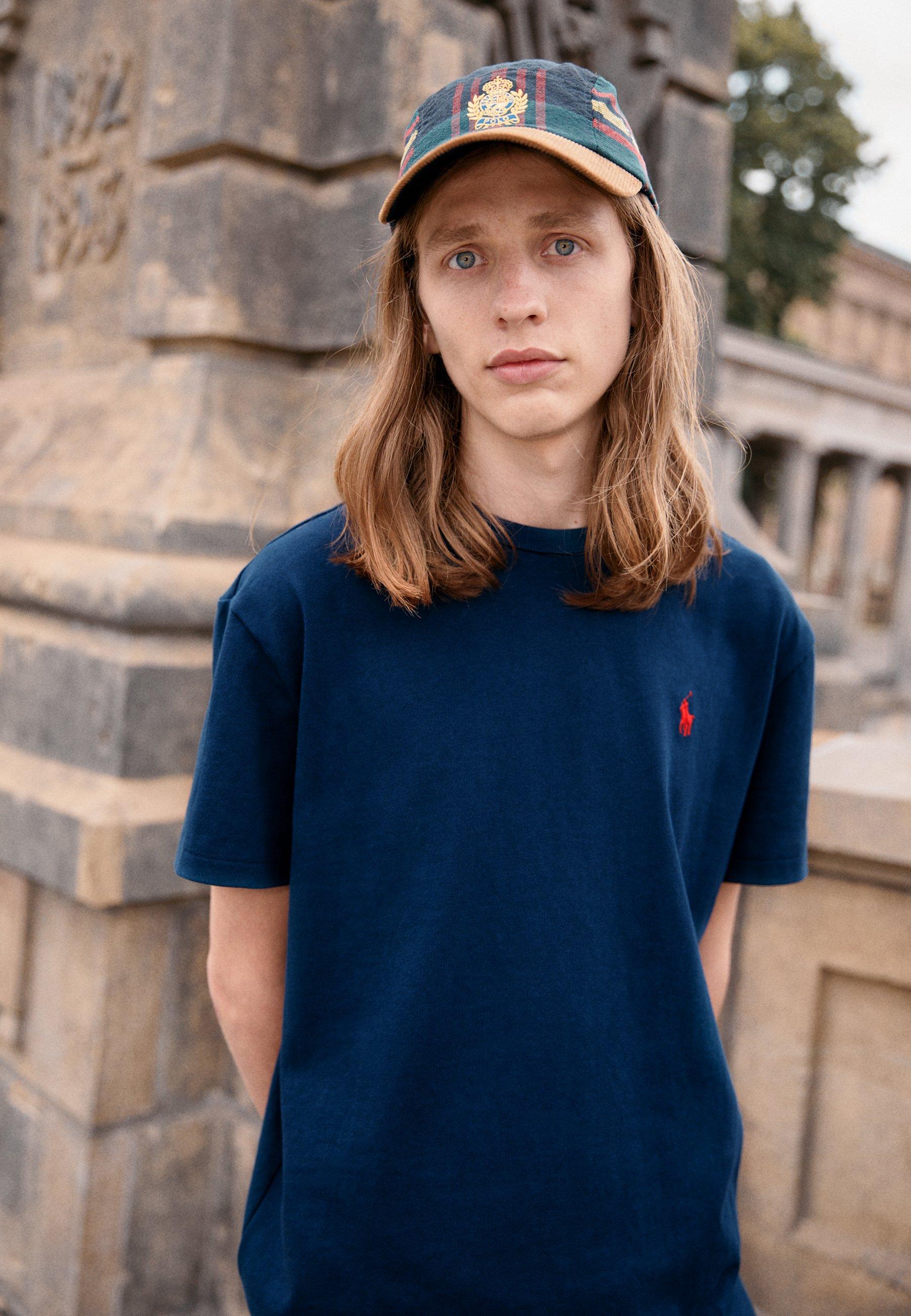 Uomo CLASSIC FIT JERSEY T-SHIRT - T-shirt basic
