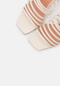 MAX&Co. - ESTRELLA - Sandals - beige - 5