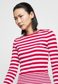 Lauren Ralph Lauren - Long sleeved top - white/lipstick red - 3