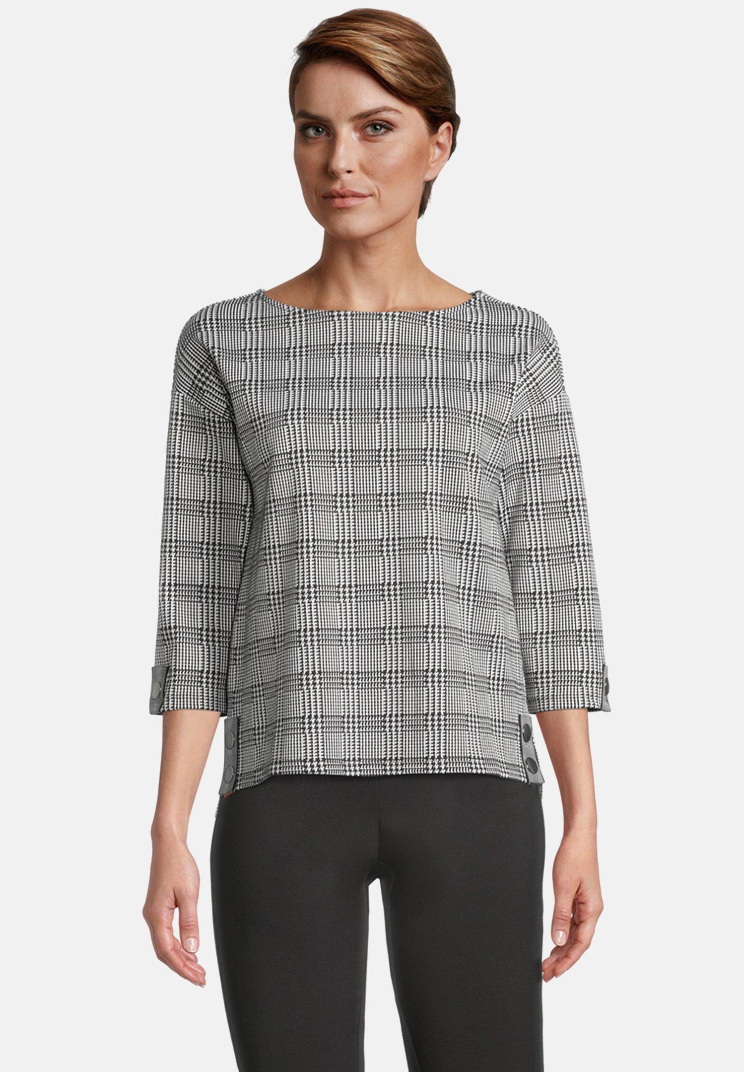 Damen CASUAL MIT KNÖPFEN - Sweatshirt