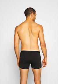 Pier One - 3 PACK - Panties - black - 1