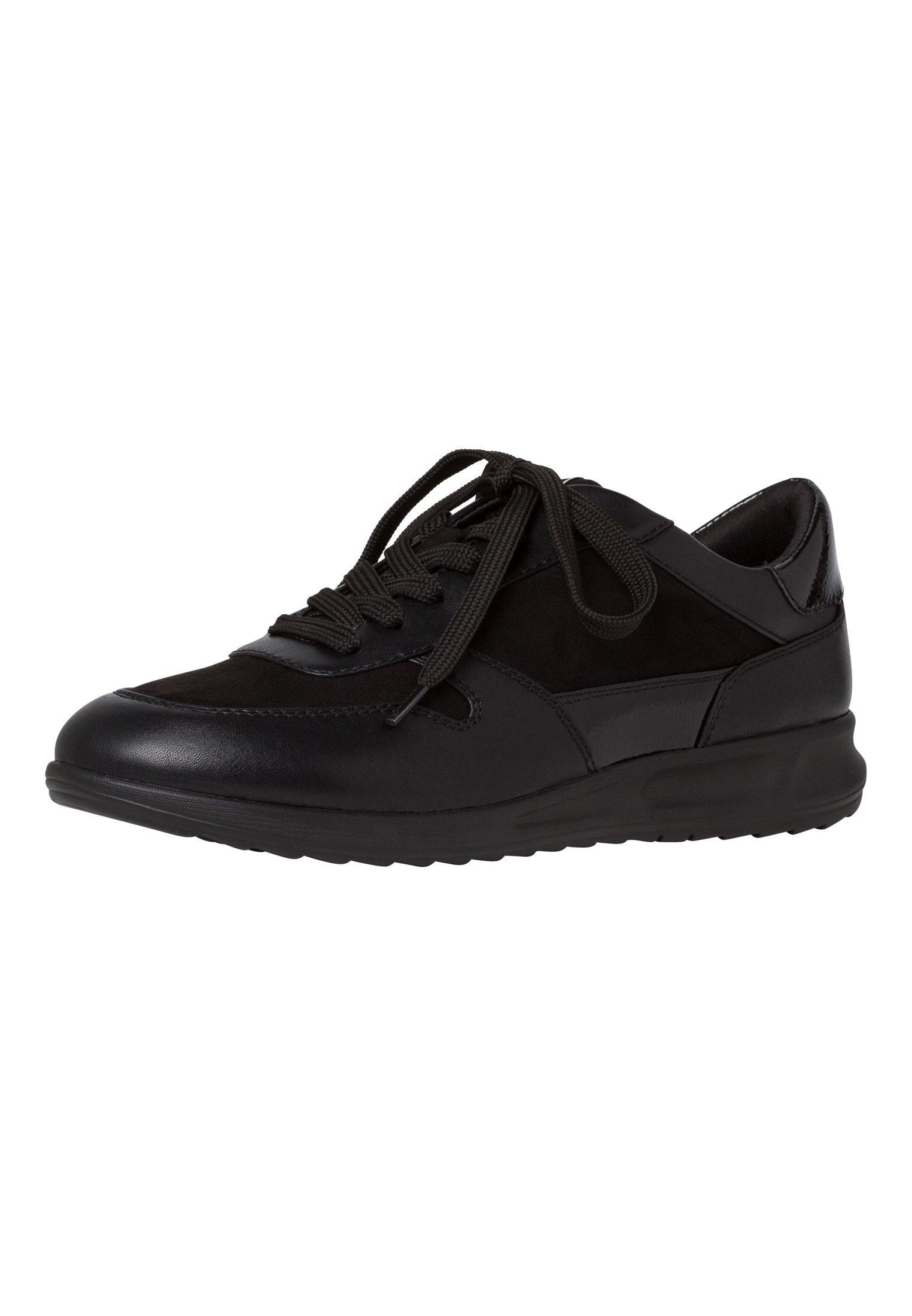 Tamaris Sneaker low black uni/schwarz