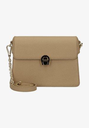 GENOVEVA - Across body bag - cashmere beige