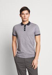 Selected Homme - SLHJOE - Polo shirt - sky captain/brigth white - 0