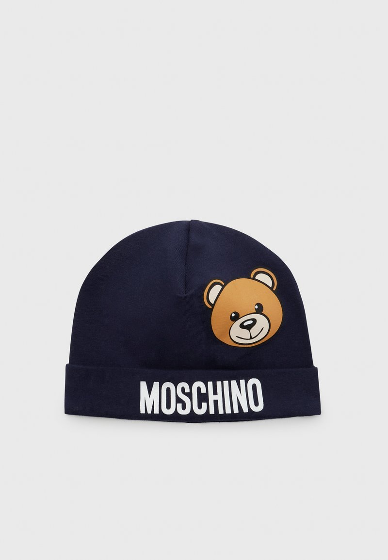 MOSCHINO - HAT ADDITION UNISEX - Pipo - blue navy