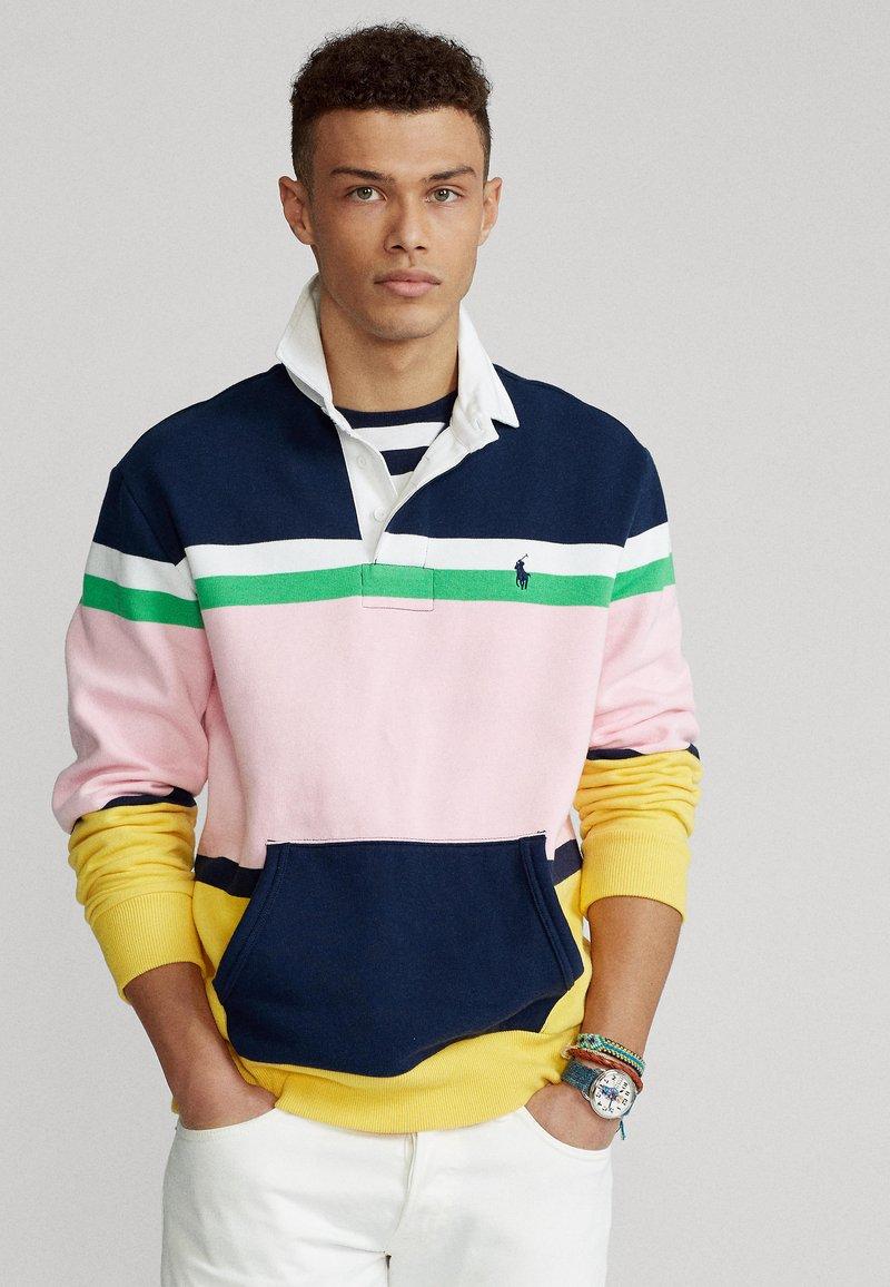Polo Ralph Lauren - Sweatshirt - cruise navy/multi