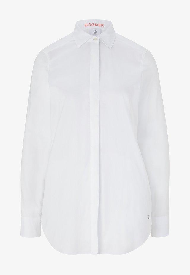 MARESA - Overhemdblouse - weiß