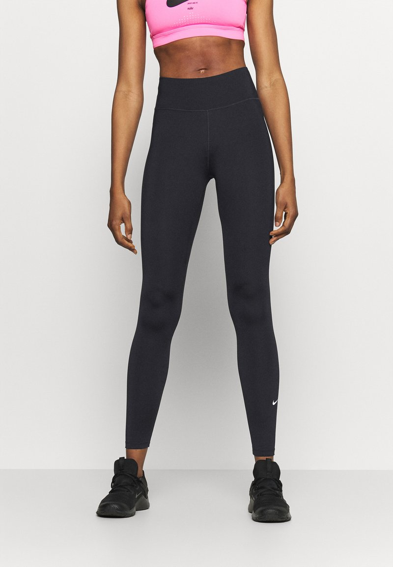 Nike Performance - ONE - Legginsy - black