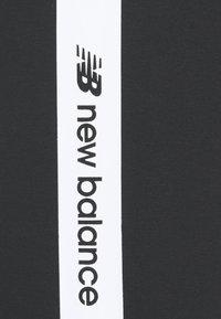 New Balance - SPORT STYLE OPTIKS PANT - Tracksuit bottoms - black - 2